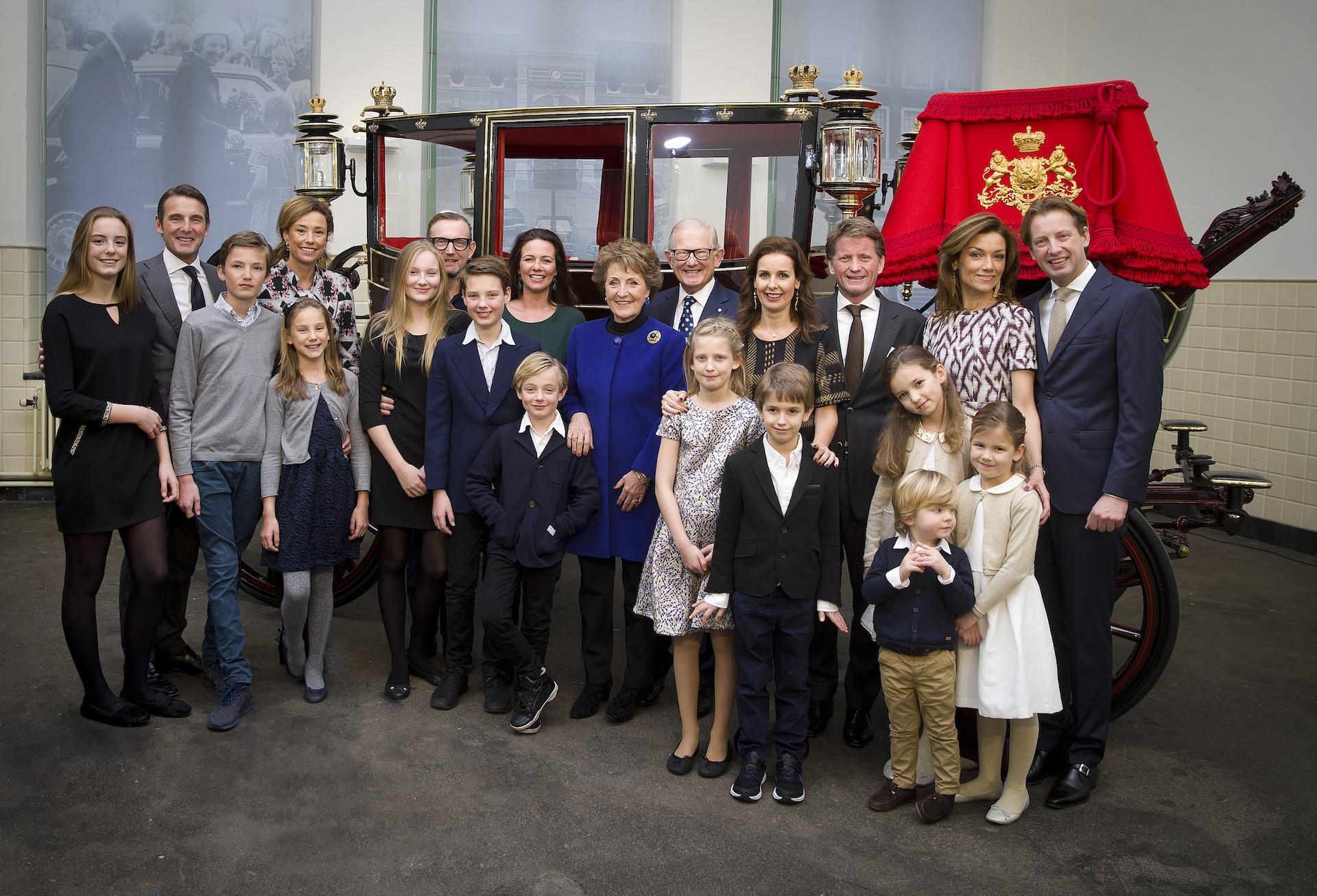 Familie Prinzessin Margriet