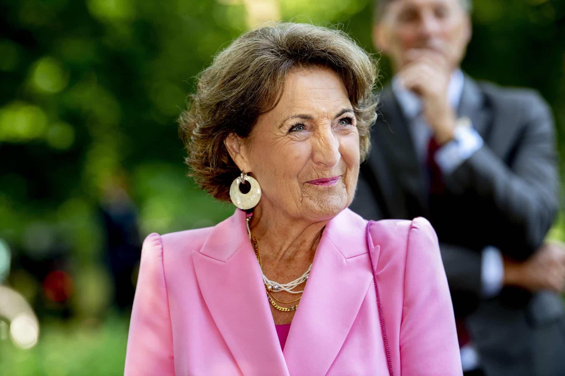 Prinzessin Margriet: Mit diesem Outfit holt sie den Sommer zurück
