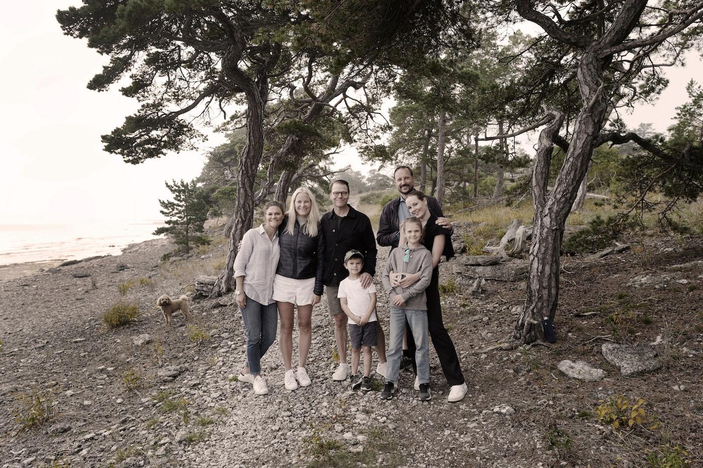 Treffen schwedische und norwegische Royals