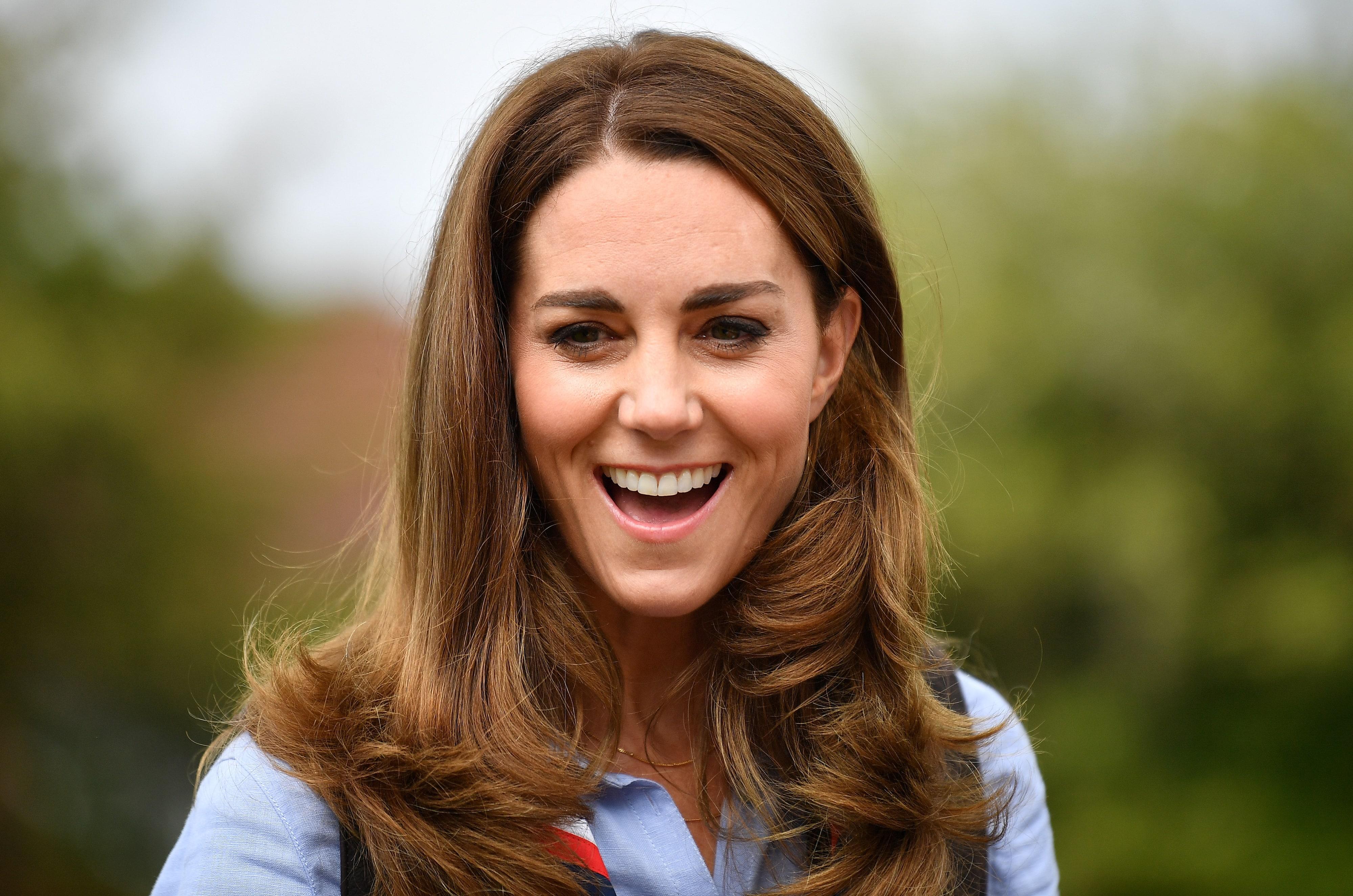 Herzogin Kate: Süß, was sie über ihre Kinder erzählt