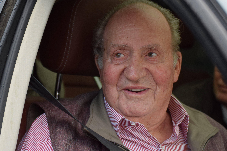 Juan Carlos von Spanien: Sein Leben wird zur Serie