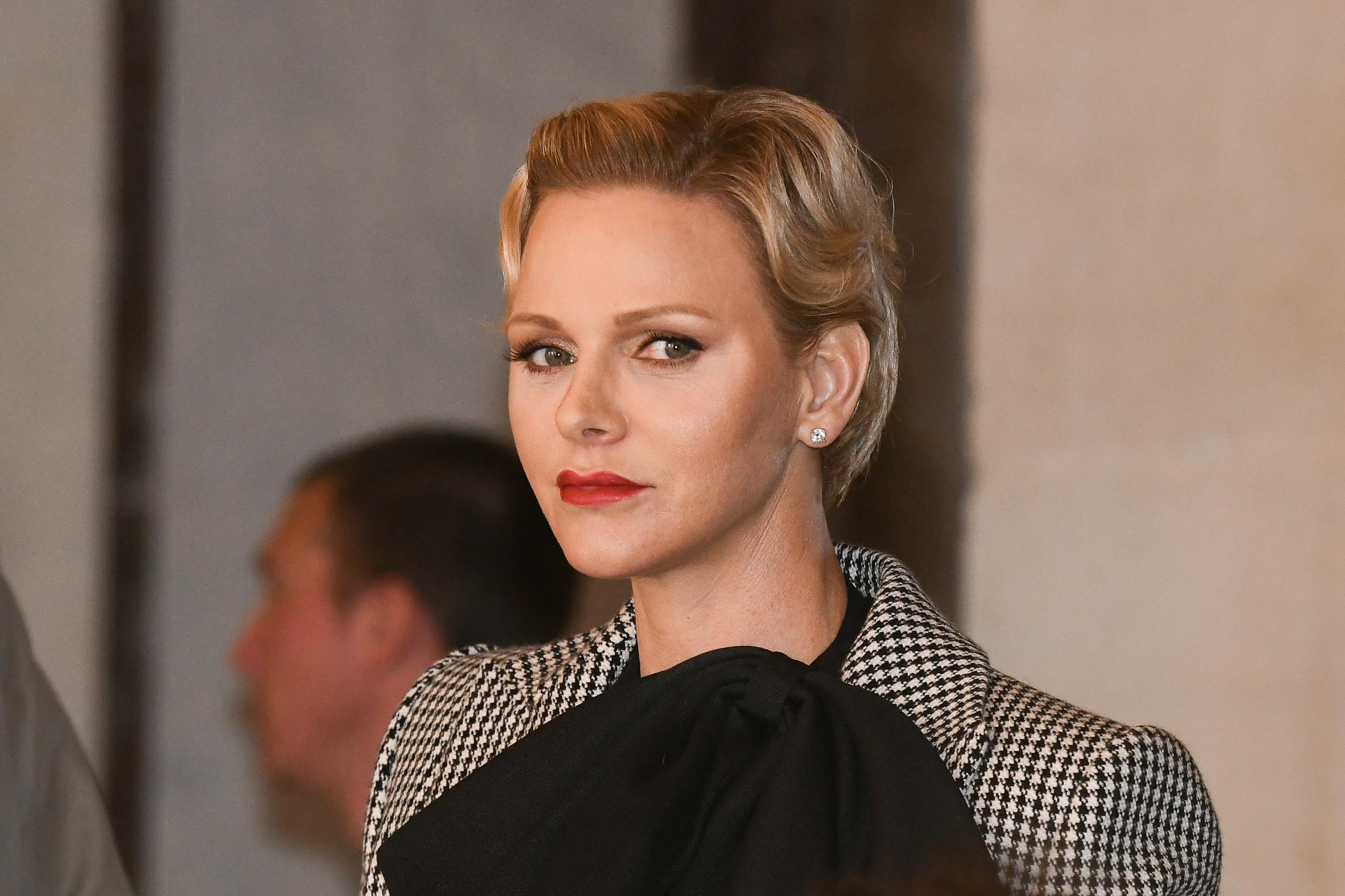 Charlène von Monaco: Neues Foto zeigt Fürstin verändert