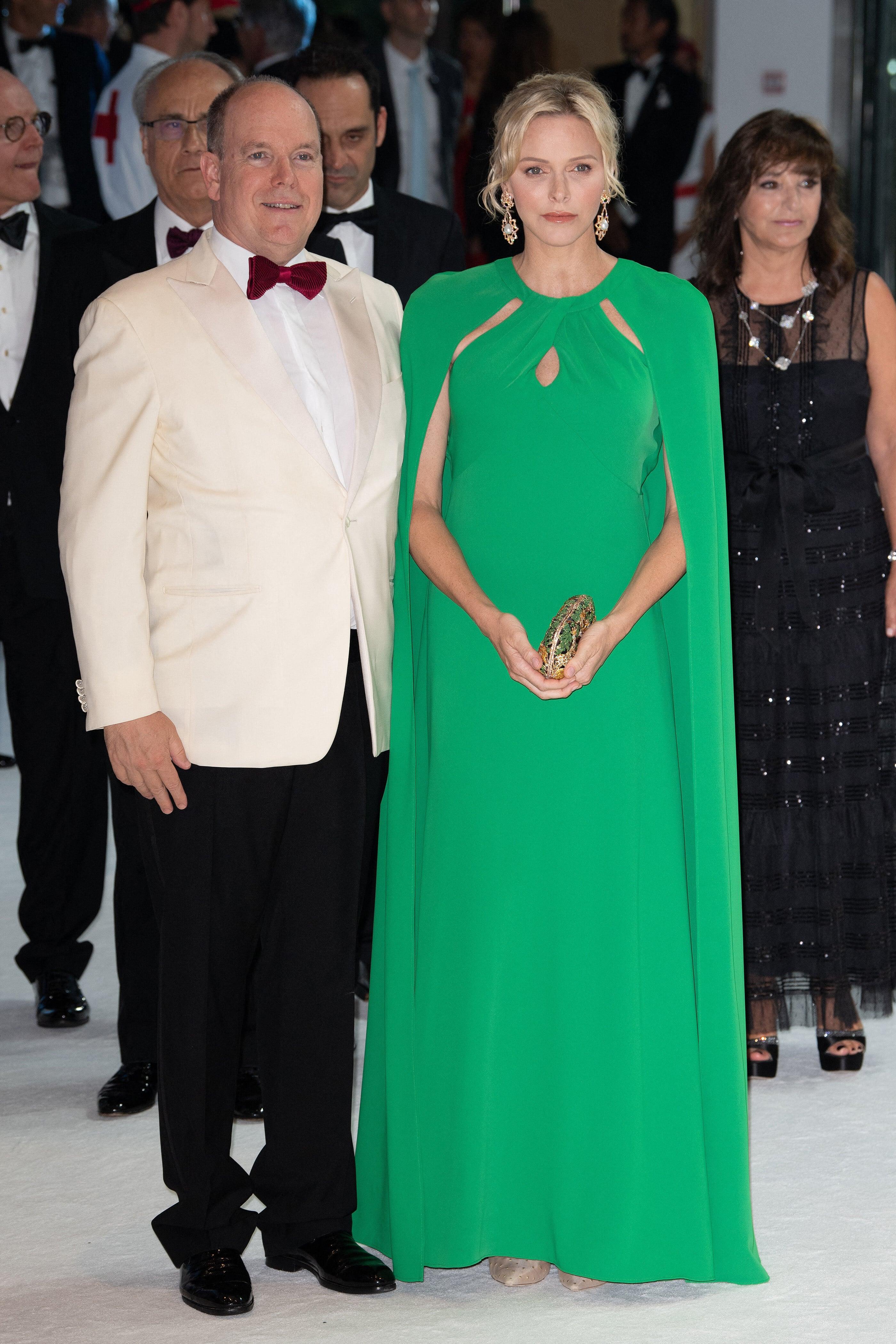 Royals von Monaco: Fürstin Charlène und Fürst Albert