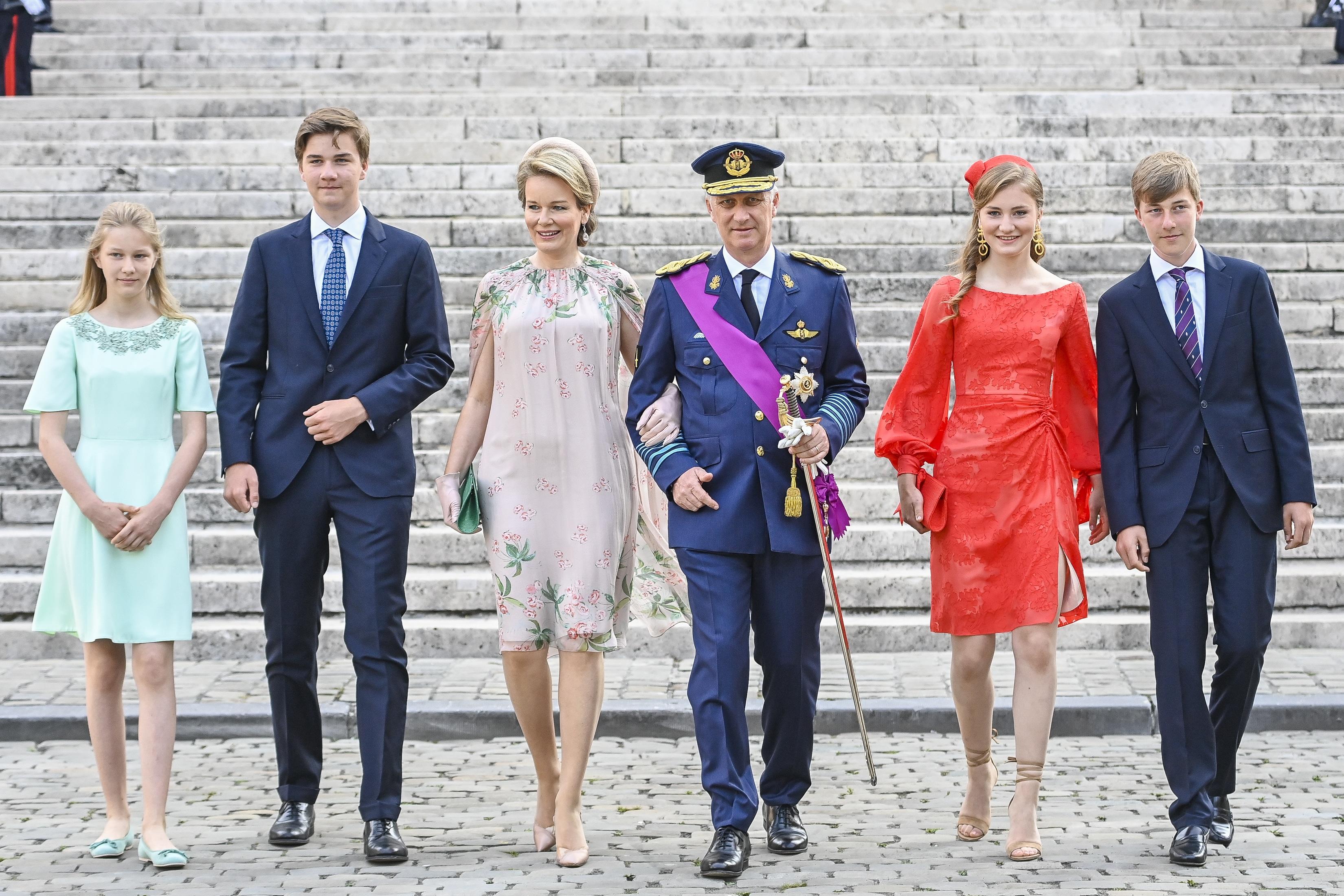 Belgische Royals: Neues Buch enthüllt traurige Geheimnisse