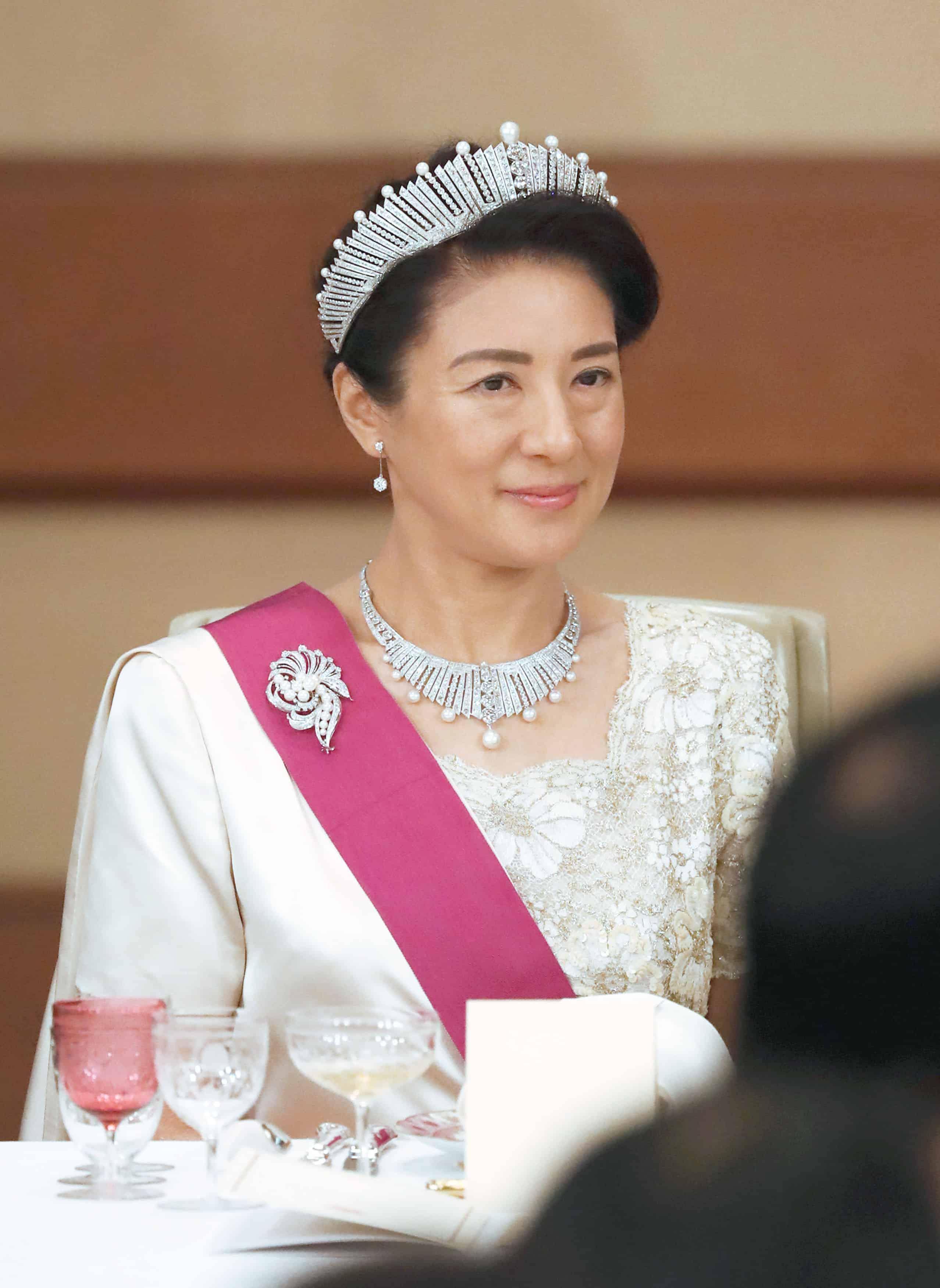 Kaiserin Masako leidet immer wieder an Depressionen.