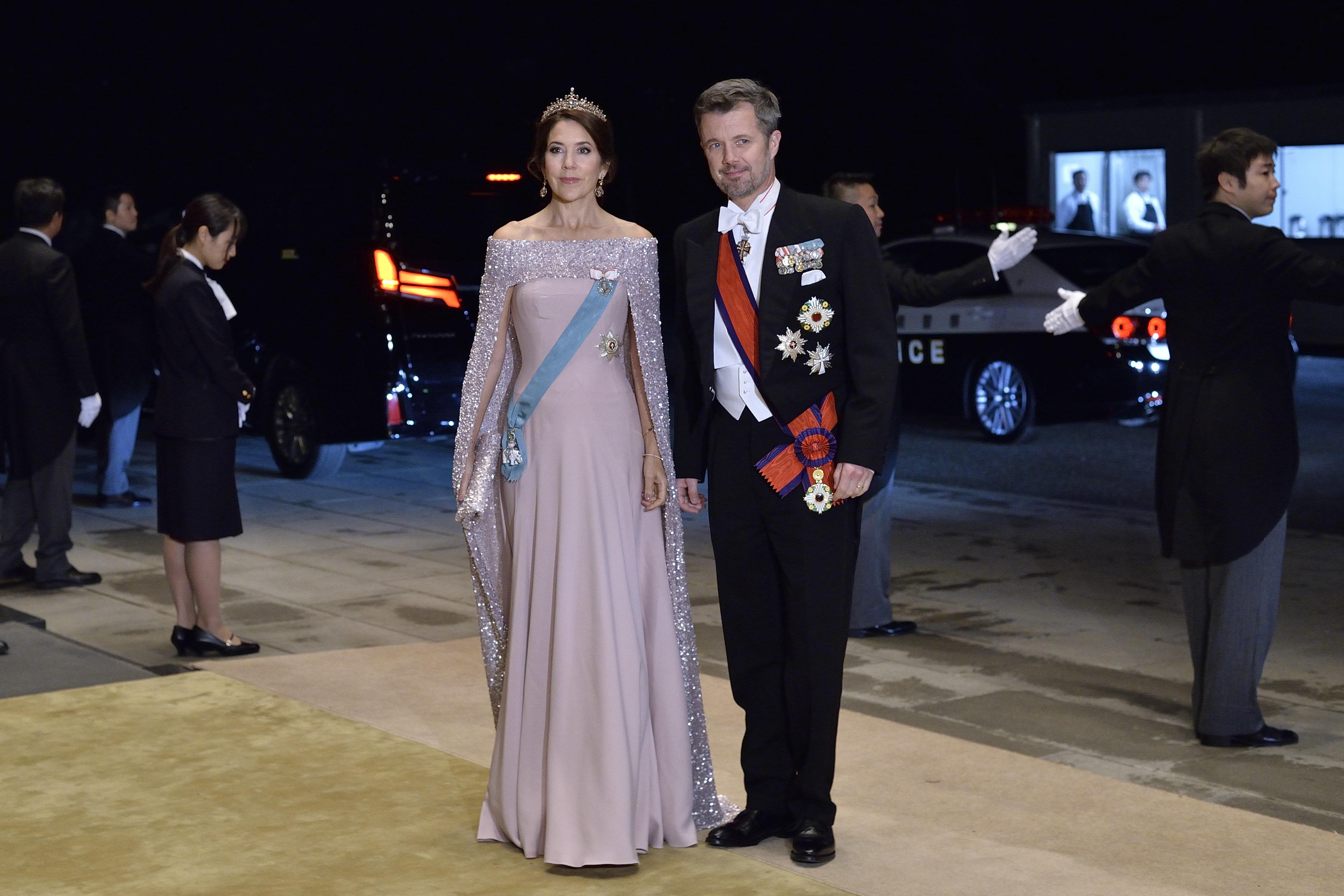 Royals aus Dänemark: Kronprinzessin Mary und Kronprinz Frederik