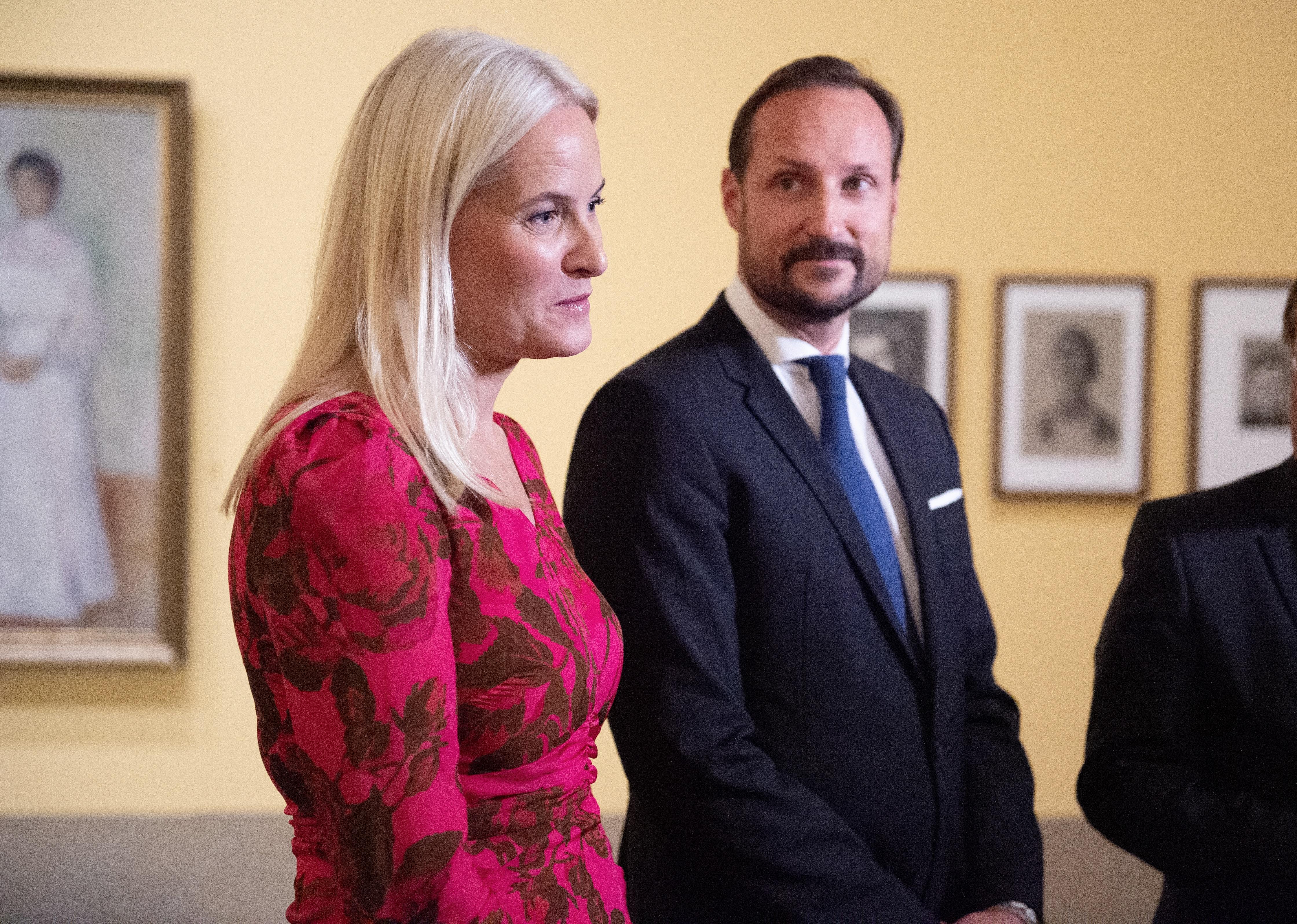 Schock für Mette-Marit und Haakon von Norwegen