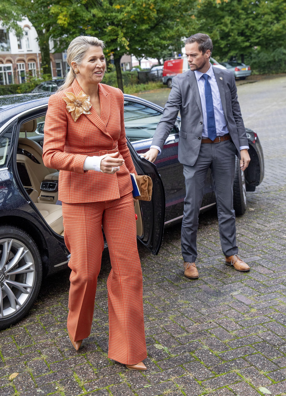 Maxima der Niederlande Mode