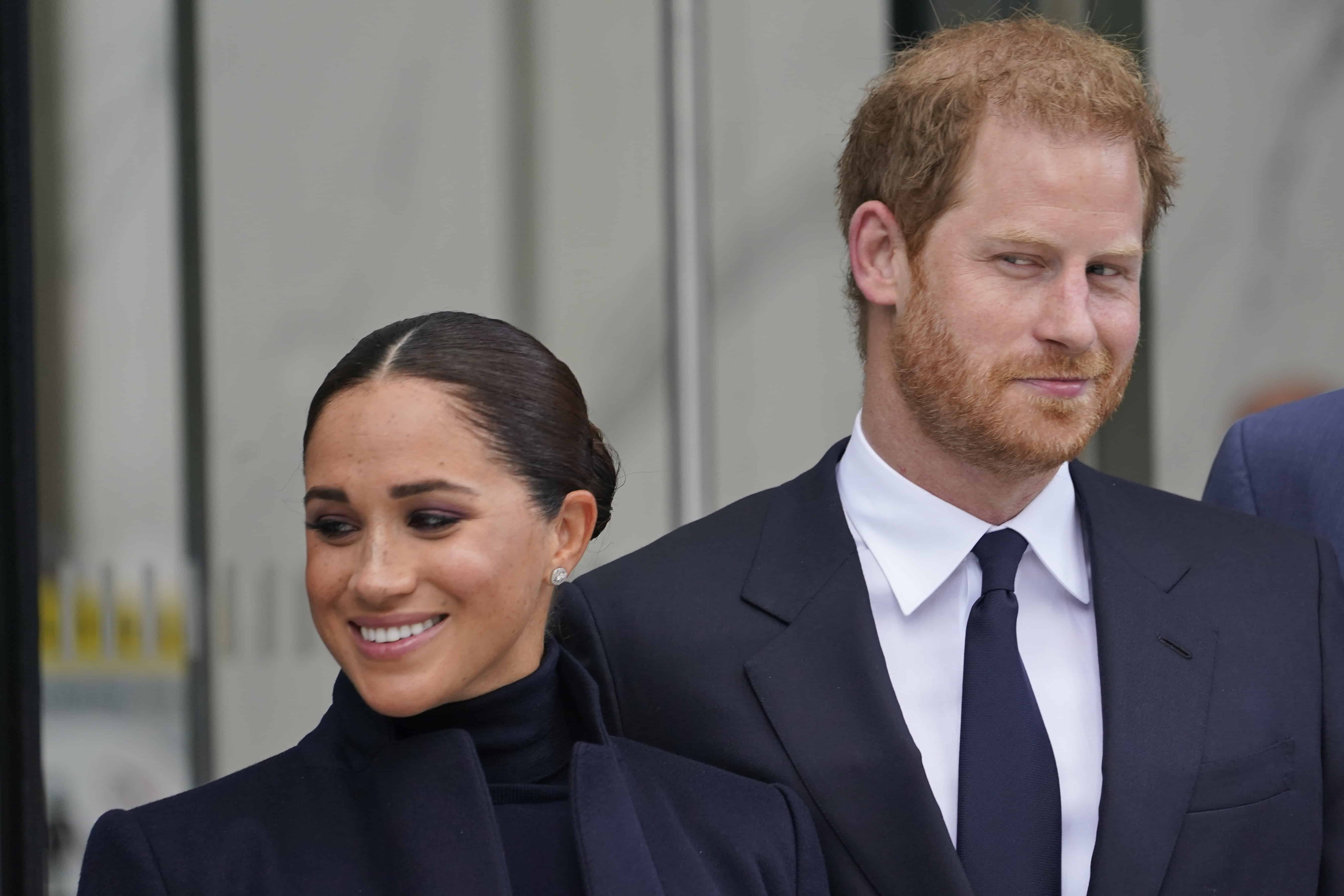 Herzogin Meghan & Prinz Harry: Die Entscheidung ist gefallen