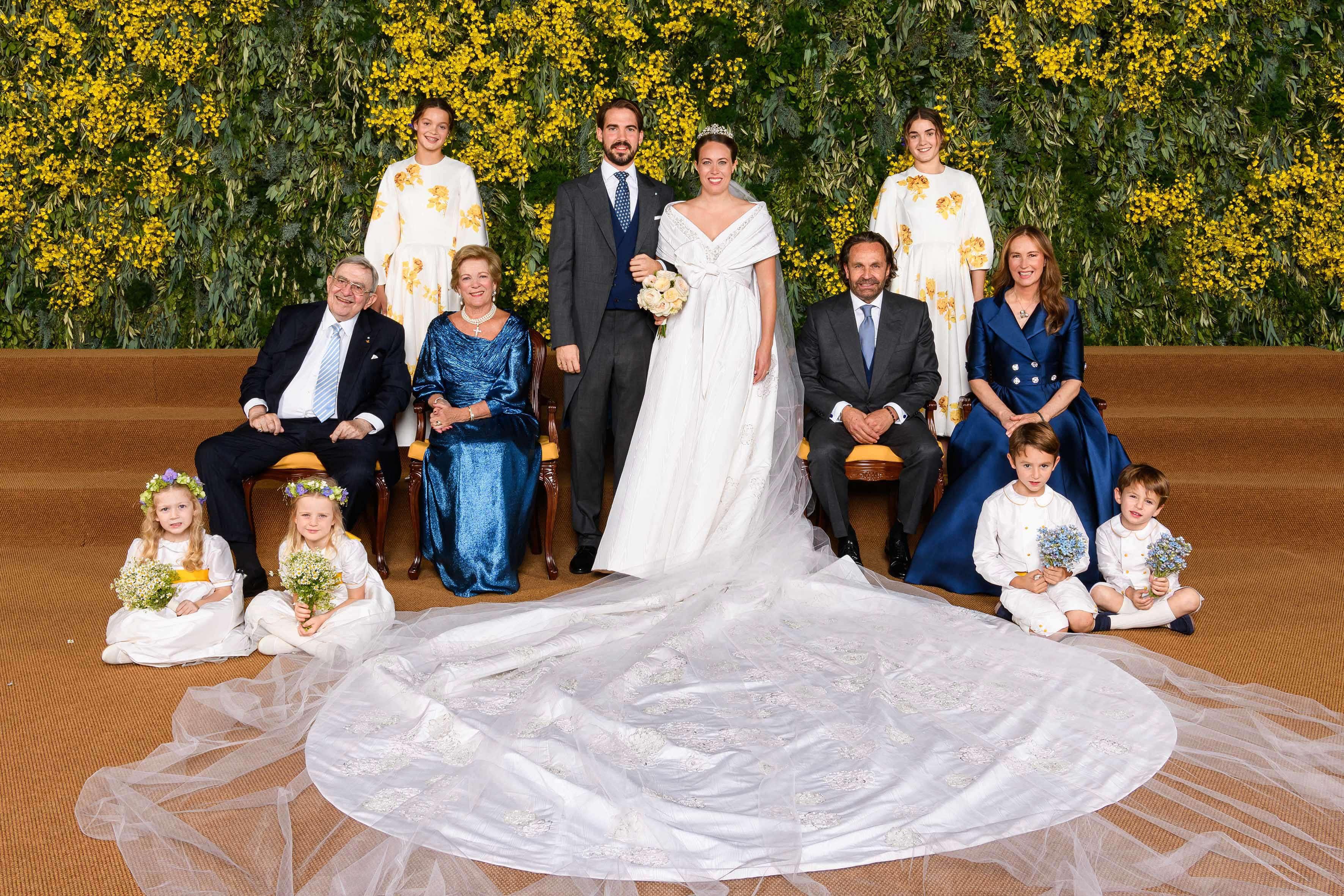 Hochzeit Prinz Philippos