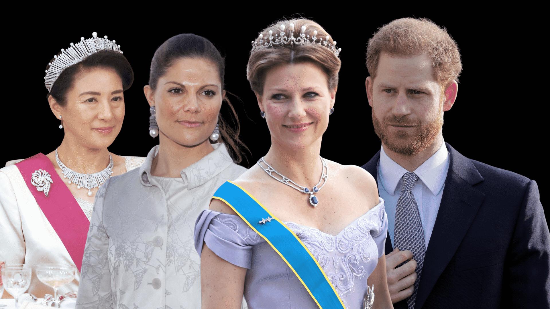 Diese Royals waren in Therapie